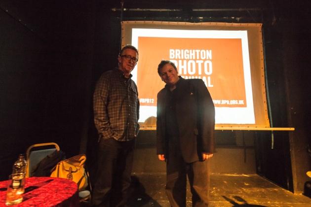 20121104-Brighton-_MG_1682-Stephen Bull and Sean O'Hagan finale