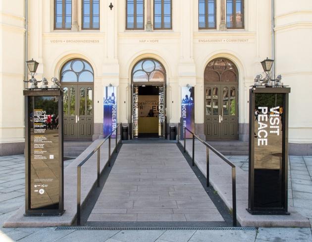 Nobel Peace Centre Oslo