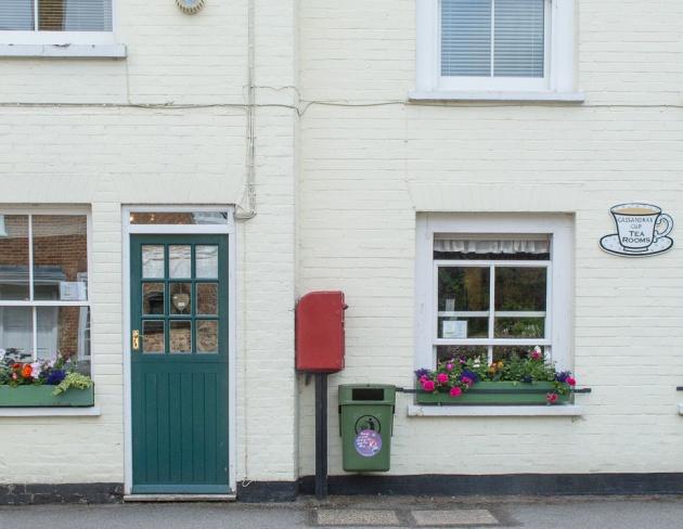 Cassandra's Tea Shop