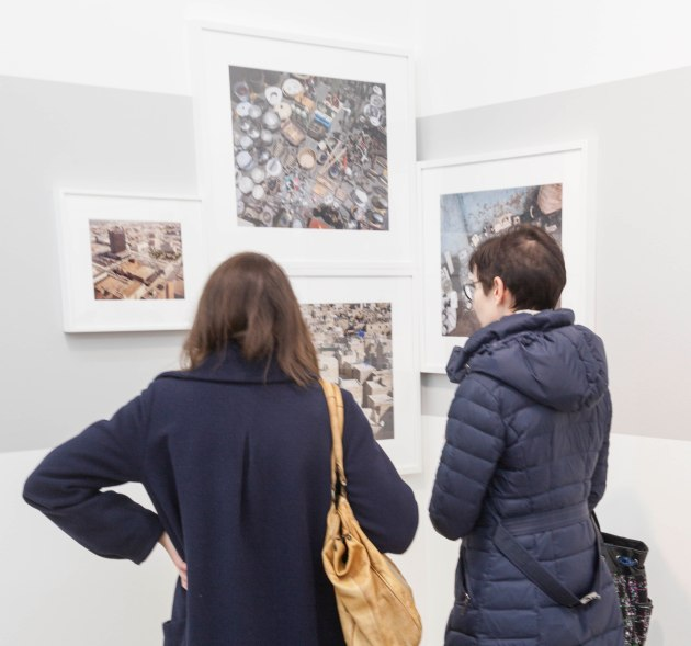 grouping corner - main gallery - Shore exhibition-20140108-London-_MG_9349