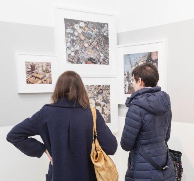 grouping corner - main gallery - Shore exhibition-20140108-London-_MG_9349