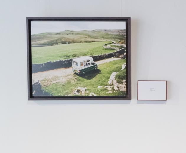 02-Boothroyd exhibition Ice Cream Van White Cloth Gallery Leeds-20160625-Leeds-4102
