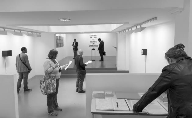 Grimaldi Gavin Gallery B+W AMANO-Amano Samarpan-