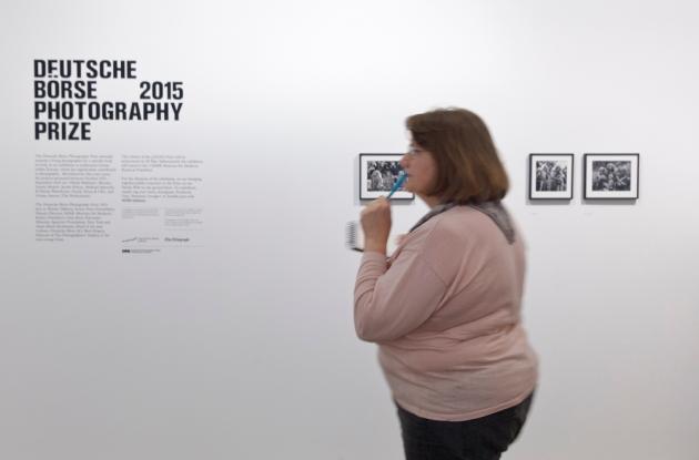 Deutsche-Börse exhibition