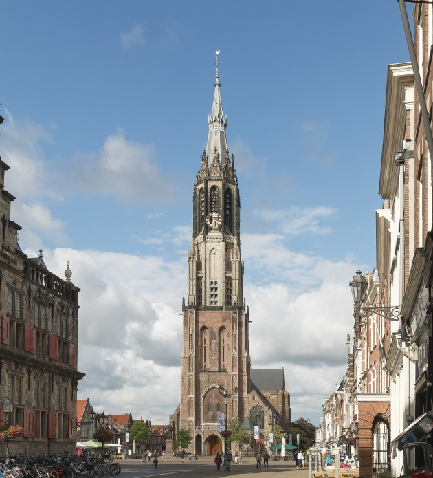 07-Delft - New Church-20170724-Delft-7547-Edit