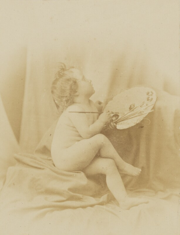 Art-must-assist-Photography-Putto-as-Allegory-of-Painting